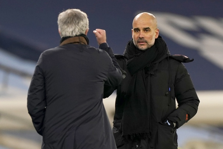 Гвардиола отправил Моуринью на пенсию? «Манчестер Сити» близок к чемпионству