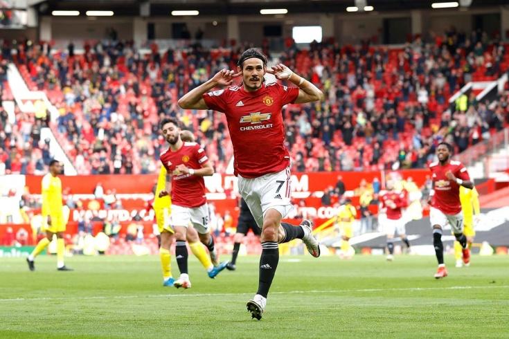 «Манчестер Юнайтед» – «Фулхэм» – 1:1