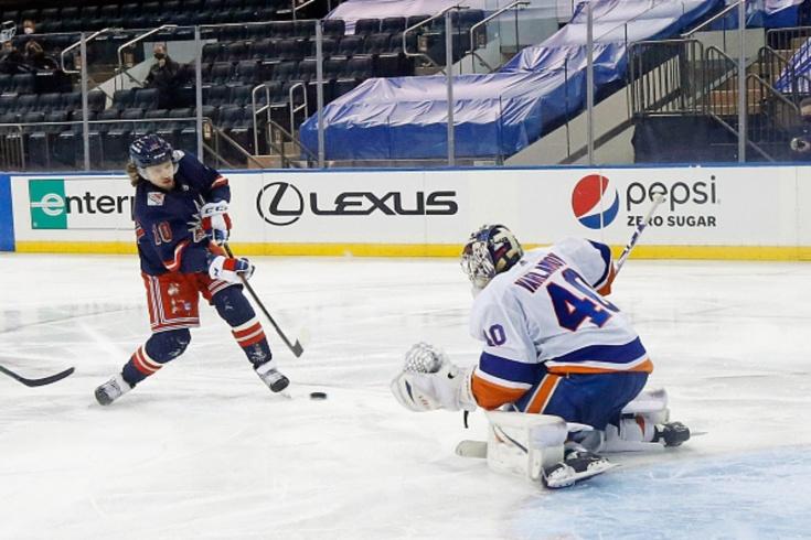 «Рейнджерс» — «Айлендерс» — 0:2, видео, голы, обзор матча регулярного чемпионата НХЛ — 2021
