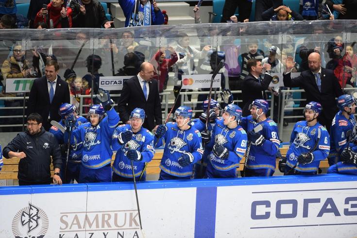 «Барыс» откажется от участия в плей-офф КХЛ