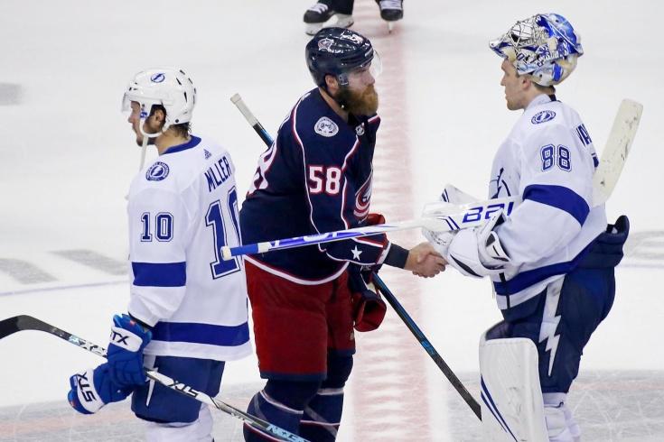 Все пары плей-офф НХЛ. «Тампа» в погоне за реваншем, «Вашингтон» против бывшего тренера