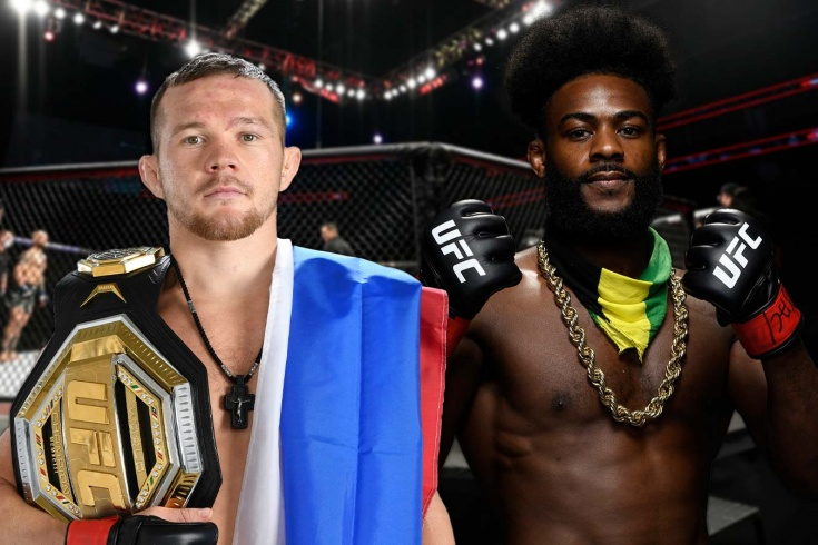 UFC 259: Пётр Ян — Стерлинг. Пацан из деревни впервые защищает титул! LIVE!
