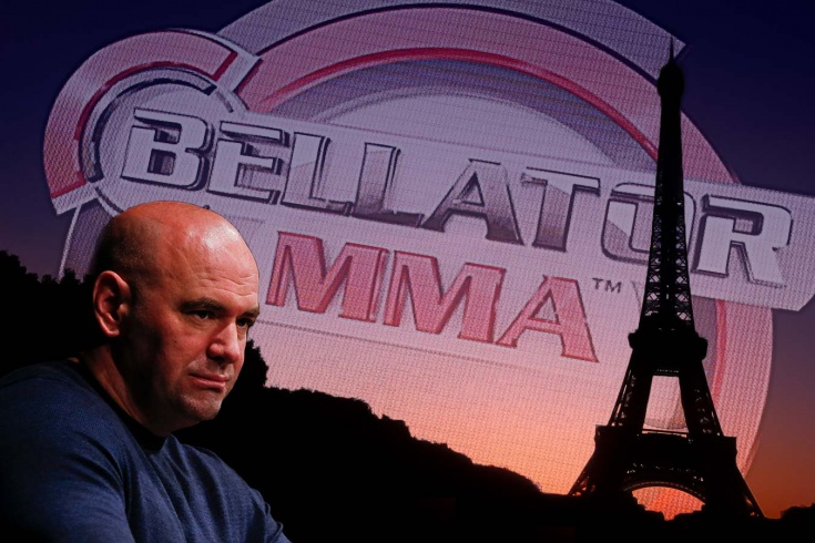 Bellator 248 стал историческим, турнир ММА впервые прошёл во Франции