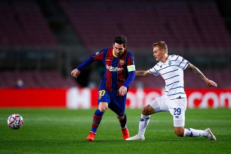 «Динамо К» — «Барселона», 24 ноября 2020 года, прогноз и ставка на матч Лиги чемпионов