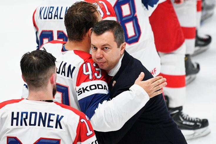 Илья Воробьёв подвёл итоги ЧМ для сборной России