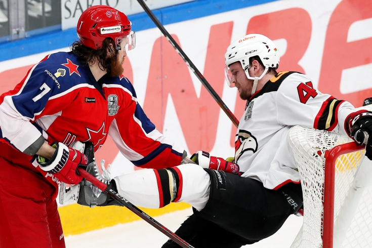 ЦСКА пришёл в себя, а что осталось в резерве у «Авангарда»? Что происходит в финале КХЛ