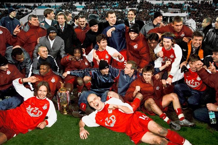 Как хорошо вы знаете историю российского футбола?