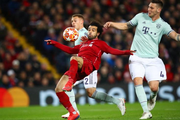 Смотреть футбол онлайн лига чемпионов лион бавария