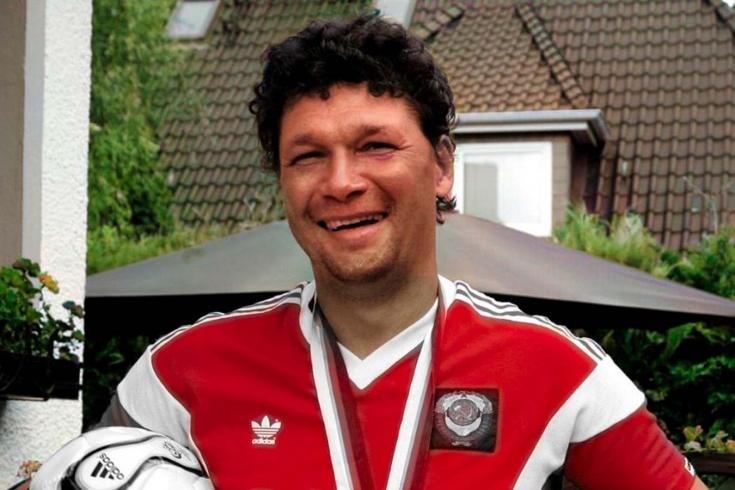 Олимпийский чемпион 1988 года Юрий Савичев