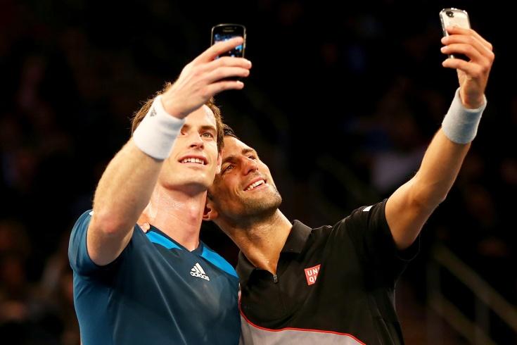 Энди Маррей и Новак Джокович готовы к US Open