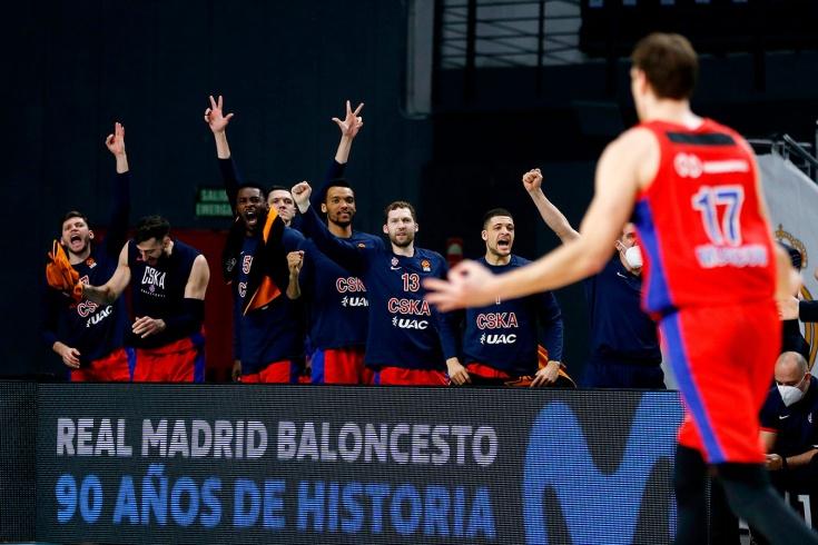ЦСКА победил «Реал» в Мадриде и впервые за долгое время показал по-настоящему качественную игру
