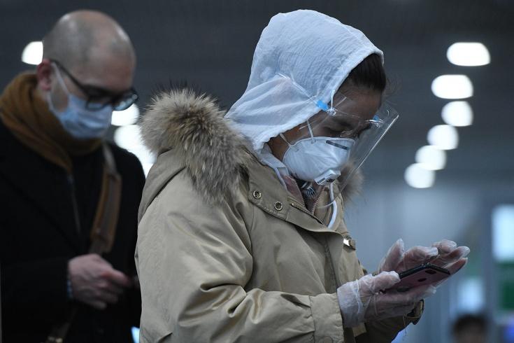 La Regione: в России только 45 заболевших коронави