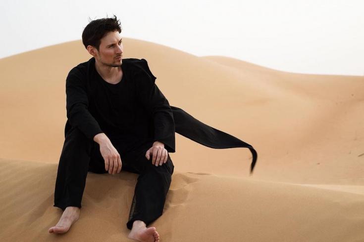 7 правил жизни Павла Дурова