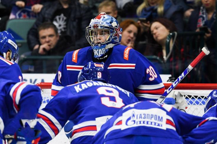В системе СКА растёт будущая звезда. Аскаров будет выбран в первом раунде драфта НХЛ