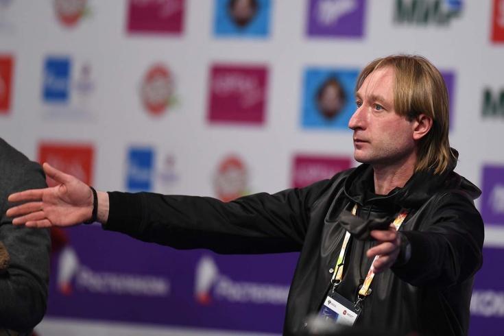Критика судей со стороны Плющенко