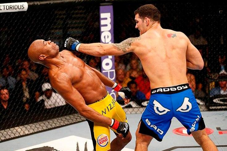 Пять лучших нокаутов в истории UFC, видео