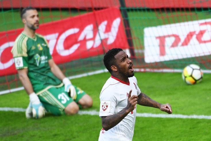 РФПЛ. «Локомотив» – «Ростов» — 1:0