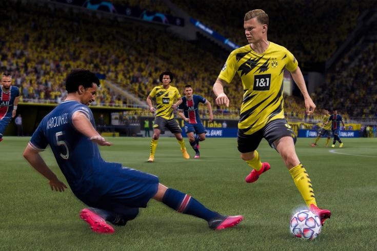 FIFA 21 – геймплей, новые фишки и улучшения