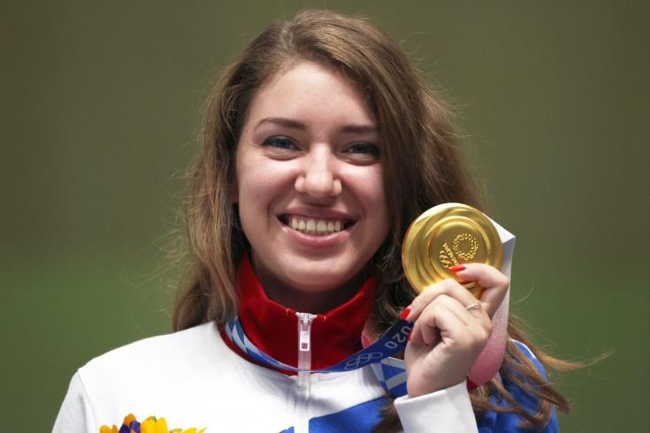 Медали России на Олимпиаде 2020 в Токио