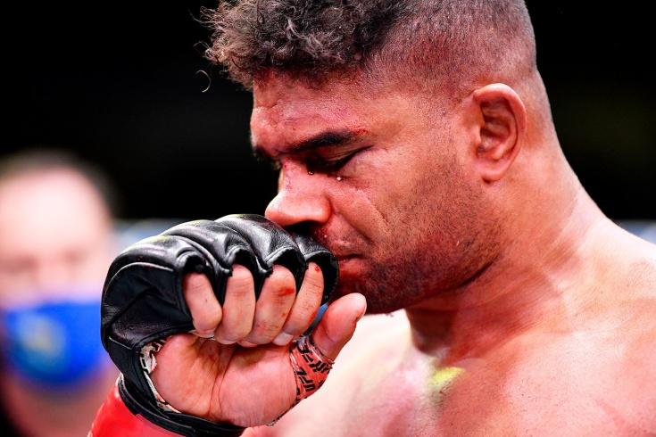Алистар Оверим уволен из UFC, причины