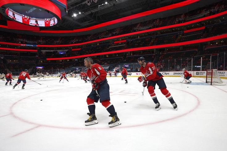 В Пекине будет праздник хоккея! НХЛ отпустила игроков на Олимпиаду