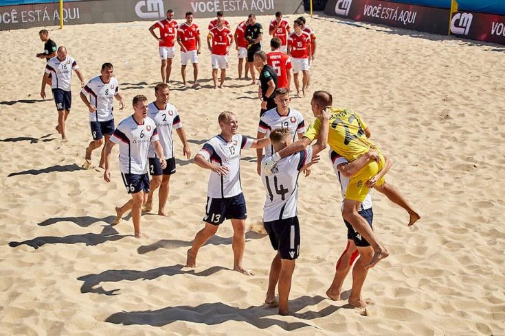 Пляжный футбол суперфинал россия испания