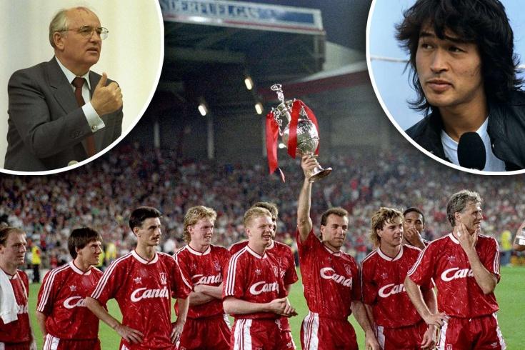 Каким был мир, когда «Ливерпуль» в последний раз становился чемпионом? Прошло 30 лет!