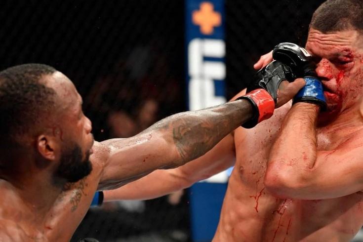 UFC 263, Исраэль Адесанья победил Веттори, Леон Эдвардс Нейта Диаза, а Фигейредо сдался Морено, видео боёв