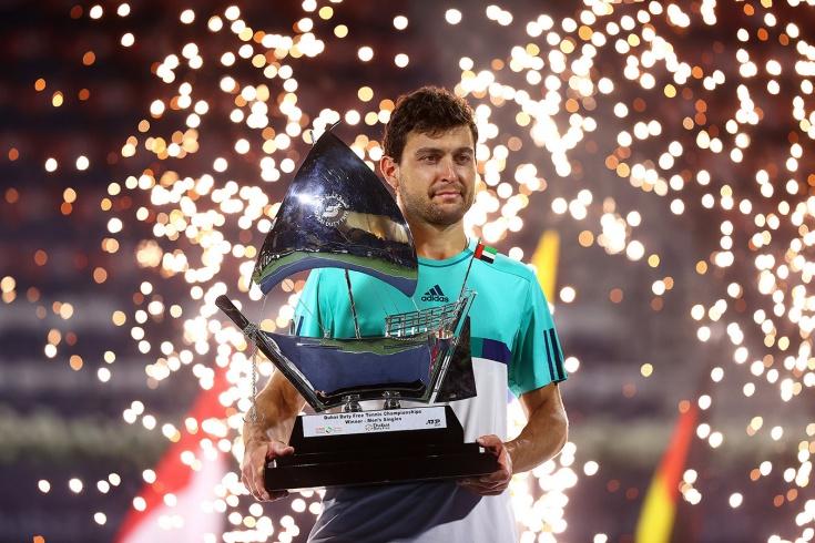 Первый титул 27-летнего Аслана Карацева! Российский теннисист ворвался в топ-30