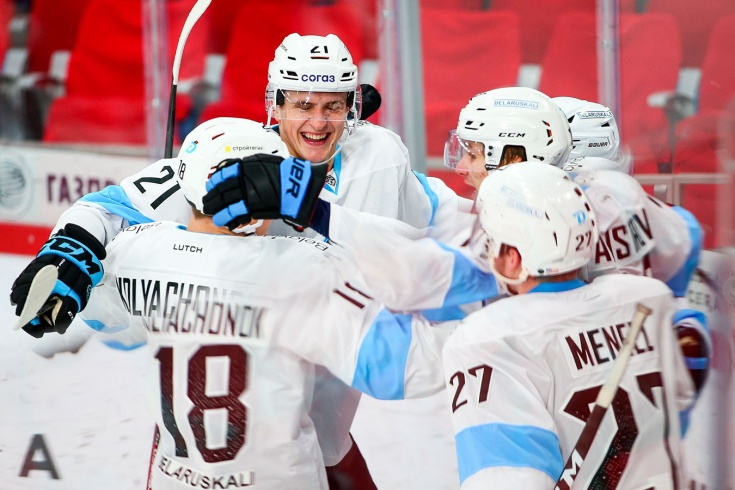 Минск – главная сенсация сезона! «Динамо» готово подвинуть грандов КХЛ