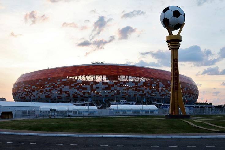 Стадион «Мордовия Арена»