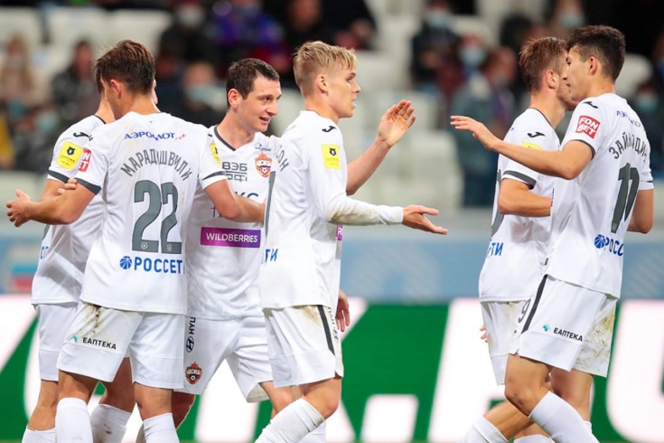 «Ротор» – ЦСКА – 0:1