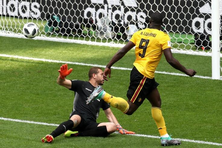 ЧМ-2018. Бельгия – Тунис – 5:2