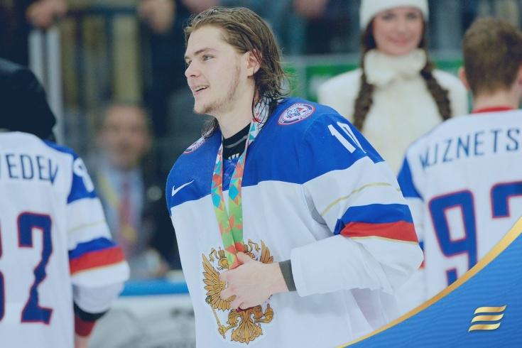 История Виктора Тихонова, ставшего одним из героев чемпионата мира по хоккею — 2014