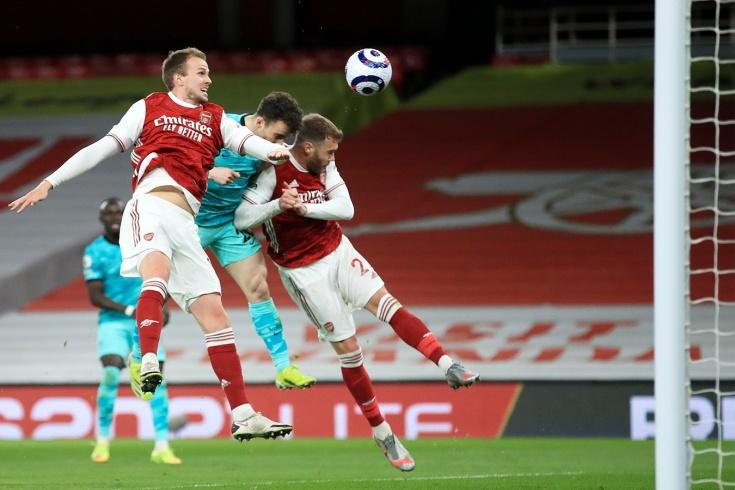 «Ливерпуль» разгромил «Арсенал» — 0:3.