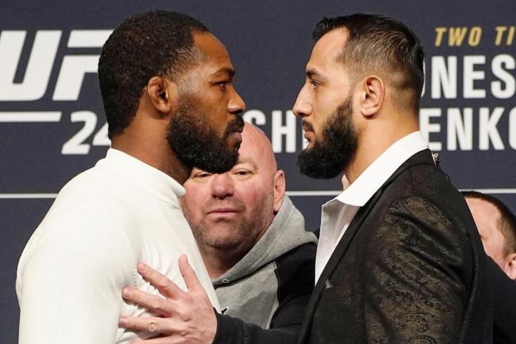 Джон Джонс — Доминик Рейес, UFC 247, с кем дрался Рейес, кого побеждал