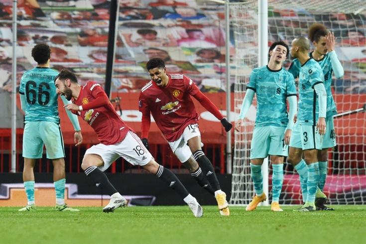 «Манчестер Юнайтед» – «Ливерпуль» – 3:2
