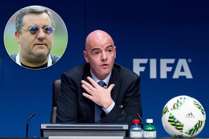 Мино Райола хочет уничтожить ФИФА. Это тихая война, но она насмерть