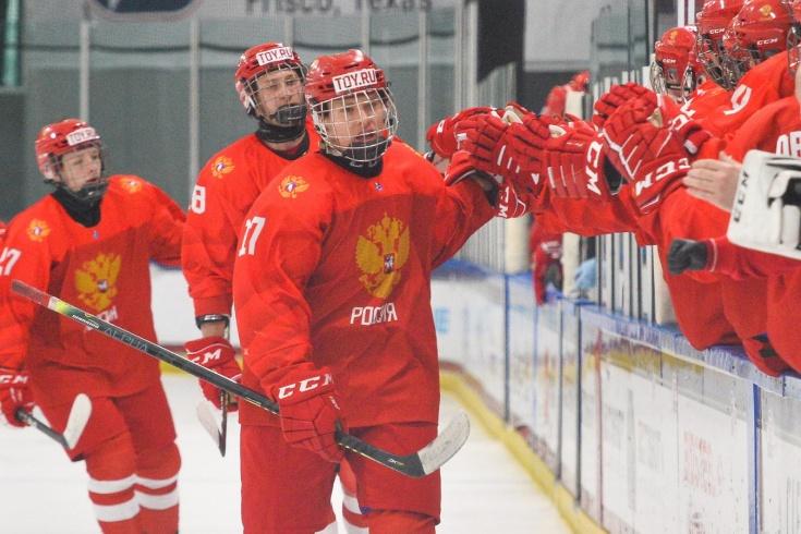 Наши сразятся за выход в финал ЮЧМ! Россия – Финляндия. Онлайн
