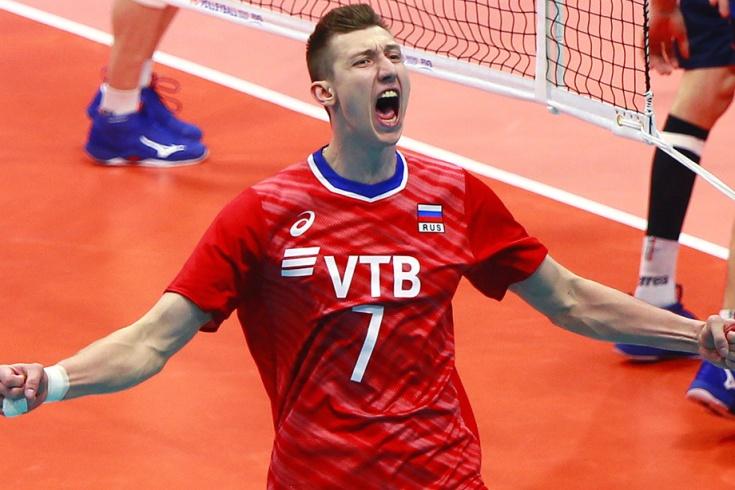 Россия проиграла Ирану со счётом 0:3 в Лиге наций