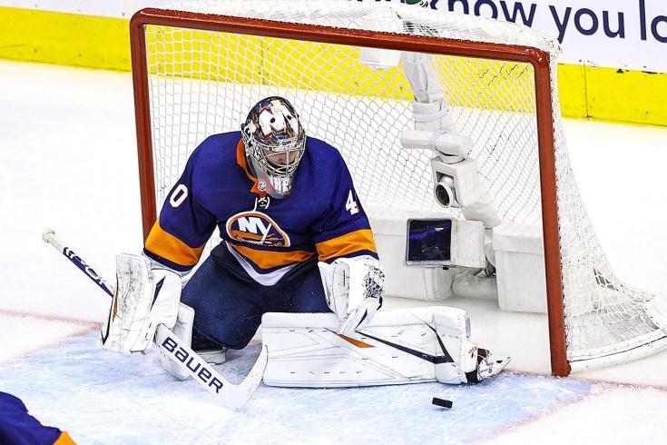 Варламов — снова номер один! Россиянин продолжает тащить «Айлендерс» в финал Востока