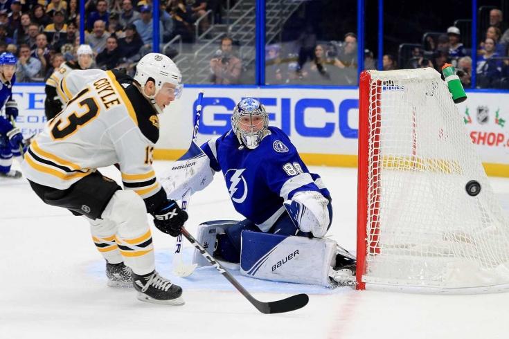 «Бостон» — «Тампа». Прогноз на матч НХЛ 5 августа