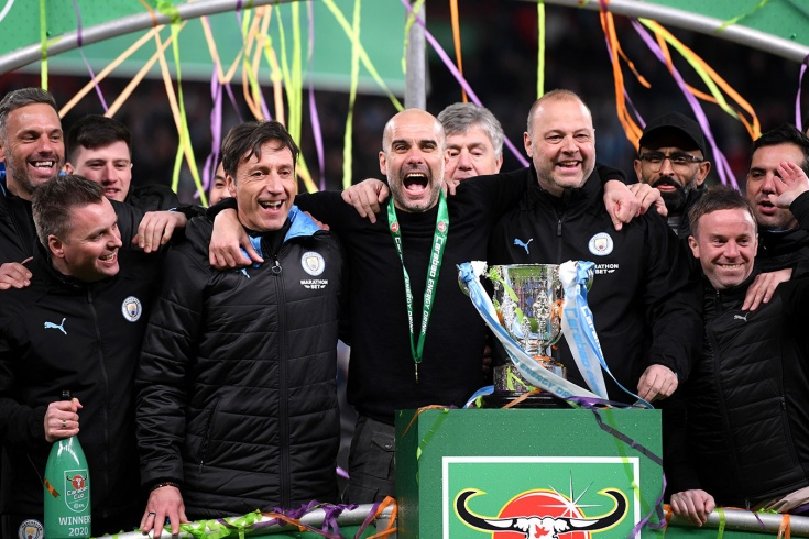 «Манчестер Сити» — обладатель Кубка лиги