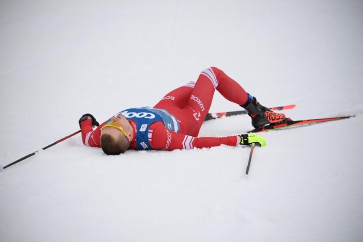 Норвежцы оставили Россию без медалей