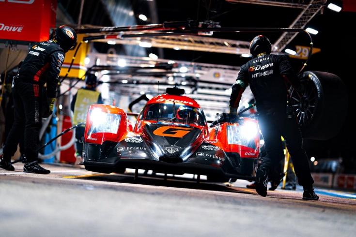 «Тойота» выиграла «24 часа Ле-Мана»