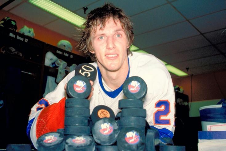 Как Майк Босси повторил рекорд Ришара, забросив 50 шайб в первых 50 матчах сезона НХЛ