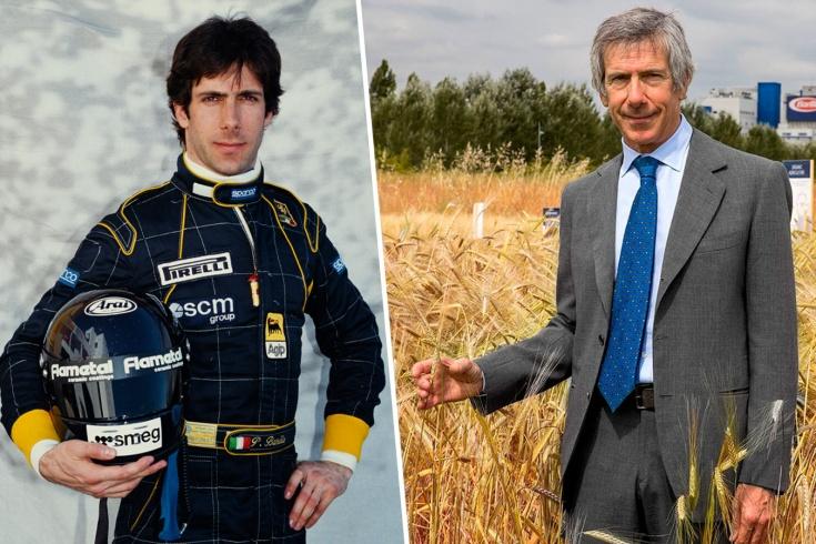 Биография Паоло Бариллы — бывшего гонщика Ф-1