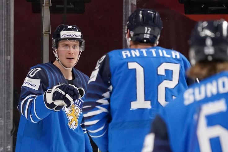 Финляндия 1-й обеспечила себе место в плей-офф! За 4 секунды до буллитов обыграли Латвию