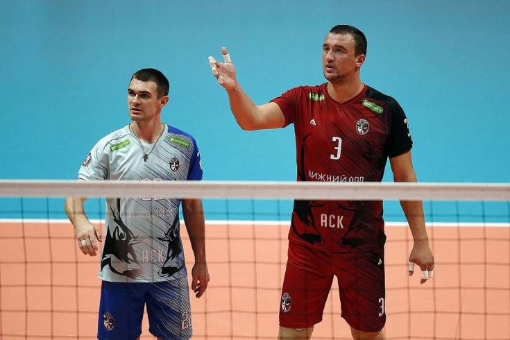 Большой скандал в российском волейболе