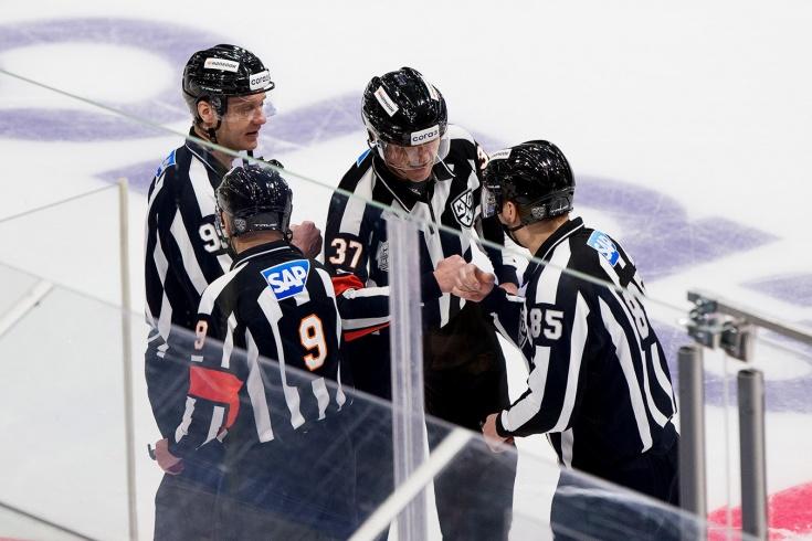 Двойные стандарты — главный бич судейства КХЛ. Скоро это приведёт к большим скандалам?